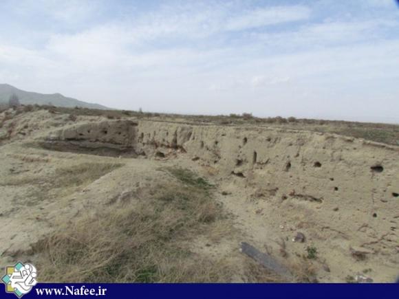 محوطه باستانی تپه پیسا که آن را نخستین سکونتگاه همدان می دانند،