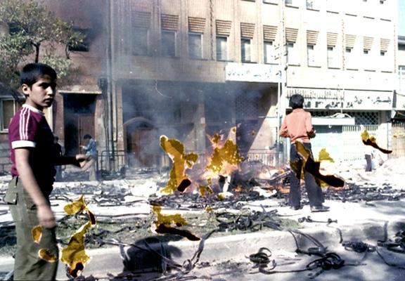 روایت 30 مهر 57 در همدان در قاب تصویر