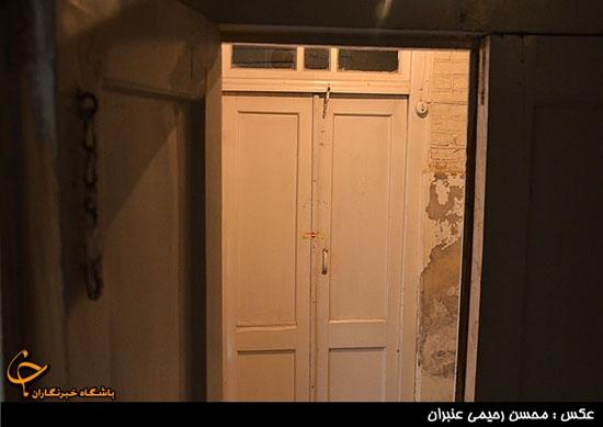 منزل رهبر معظم انقلاب جمهوری اسلامی ایران+تصاویر