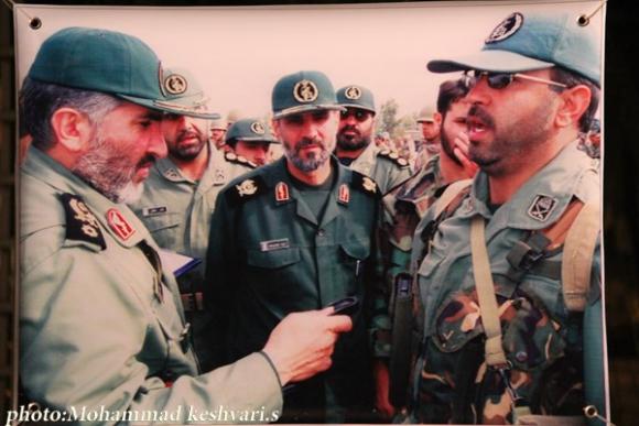 یادواره سردار شهید حاج سعید قهاری سعید