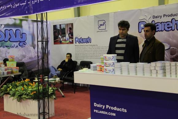 نخستین نمایشگاه تخصصی صنایع تبدیلی کشاورزی و ماشین آلات صنایع غذایی
