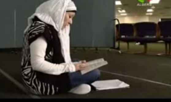 ماجرای اسلام آوردن پلیس زن آمریکایی+عکس