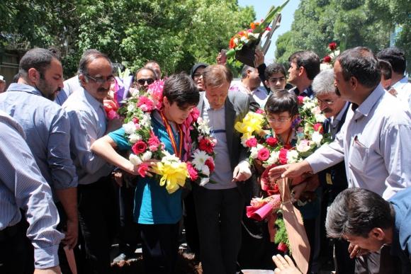 استقبال پرشور و بی نظیر اهالی ورزش از افتخارآفرینان تکواندو استان