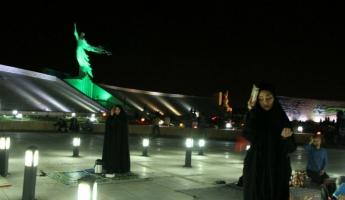 برگزاری مراسم شب قدر در موزه دفاع مقدس همدان