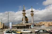 سفر رهبری موجب رونق امامزاده عبدا...(ع) شد