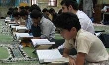 جزء خوانی قرآن کریم در ۱۸۰ مسجد نهاوند درحال برگزاری است
