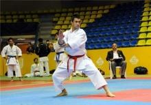 کاراتهکار همدانی طلای امید را از آن خود کرد