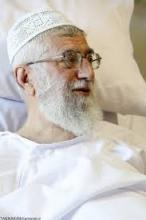 ذبح قرباني به شکرانه سلامتي رهبر انقلاب در همدان