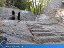 طبیعت زیبای پارک گردشگری کمربسته در تویسرکان
