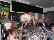 پیکر پاک دو شهید گمنام امروز در دانشگاه آزادملایر تشییع و خاک سپاری می شود