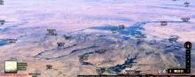 تصاویر ماهواره ای تکان دهنده از نابودی طبیعت صخره ای کهنوش