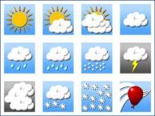 دمای هوای همدان 7درجه کاهش می یابد