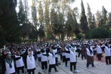 ۲۲ ایستگاه ورزش صبحگاهی بانوان در همدان فعال است