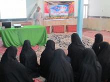 کارگاه آموزشی شیوه انتخاب همسر ویژه طلاب مجرد