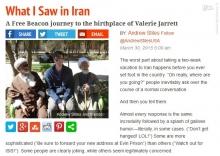 عکس یادگاری خبرنگارآمریکایی با دختران ایرانی تا زیارت قبر استر در همدان