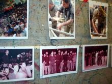 عرضه کتاب های عکاسان جنگ استان همدان درنمایشگاه تهران
