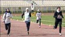 نفرات برتر رقابت هاي انتخابي تيم ملي دووميداني بانوان اعلام شد