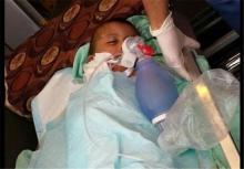 زنده سوزاندن یک نوزاد فلسطینی توسط صهیونیستها