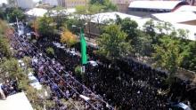 جبهه استکبارستیزی همدان از حضور باشکوه مردم در تشییع شهدای گمنام قدردانی کرد