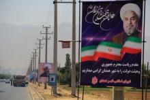 تبلیغات افراطی فعالان سیاسی برای استقبال از رئیس جمهور در همدان/ ایست! رئیس جمهور راضی نیست