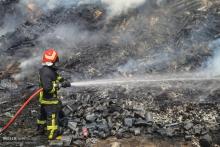 رئیس سازمان آتشنشانی همدان عنوان کرد:انجام ۸ عملیات توسط آتشنشانان همدانی طی ۲۴ ساعت گذشته