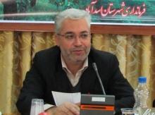 فرماندار شهرستان اسدآباد