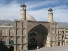 پای لنگ اعتبارات در مرمت مسجد جامع