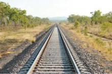 پيشرفت 55 درصدي راه آهن همدان - سنندج