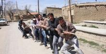 استقبال جوانان روستاهای کبودراهنگ از جشنواره های فرهنگی ورزشی
