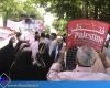 گزارش تصویری از راهپیمایی روز قدس مردم تویسرکان