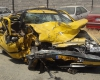 تصادف مرگبار دو دستگاه پژو در محور نهاوند به کرمانشاه+ تصاویر