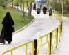 پارک بانوان همدان توسعه می یابد