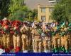 رژه مسلح ارتش سپاه بسیج نیروی انتظامی