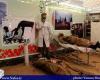 برپایی نمایشگاه رشادت های پزشکی در باغ موزه دفاع مقدس همدان