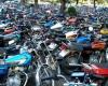توقيف 168 دستگاه خودرو و موتورسيكلت متخلف در فامنين