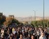 لغوهمایش پیاده روی 100 هزار نفری شهرستان رزن