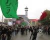 تجلی عاشورای حسینی در مریانج، شهری کوچک با دلهایی بزرگ