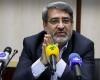 وزیرکشور در برنامه زنده تلویزیونی با مردم همدان گفتگو می کند