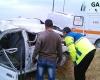 حوادث رانندگی در محور فیروزان به کرمانشاه 10 زخمی بر جای گذاشت +عکس