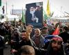 تصاویر رهبری در پیادهروی اربعین