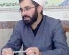 مراسم قرائت زیارت اربعین در بقاع متبرکه شاخص همدان برگزار شد