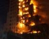 آتشسوزی مهیب در عسلویه