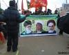 عمق ارادت و محبت زائران کشور نیجریه به امام خمینی (ره) و مقام معظم رهبری + عکس