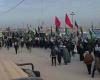 3 هزار زائر اربعین حسینی در همدان اطعام شدند