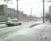 بارش 30سانتیمتری برف شیرین سو در کبودرآهنگ را سفید پوش کرد