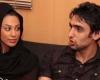 بازیکن تیم ملی والیبال ایران و همسرش از سانحه رانندگی جان سالم به در بردند