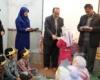 جشن شکرگزاری آموزش قرآن دانش آموزان پایه سوم ابتدایی در تویسرکان