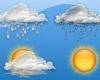 ورود سامانه جدید بارشی از 14دی ماه به استان همدان