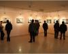 عکسهای انتزاعی در همدان به نمایش درآمد