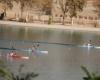 حضور سه قایقران همدانی به اردوی تدارکاتی تیم ملی آب های آرام کشور